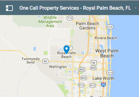 Royal Palm Beach Property Restoration